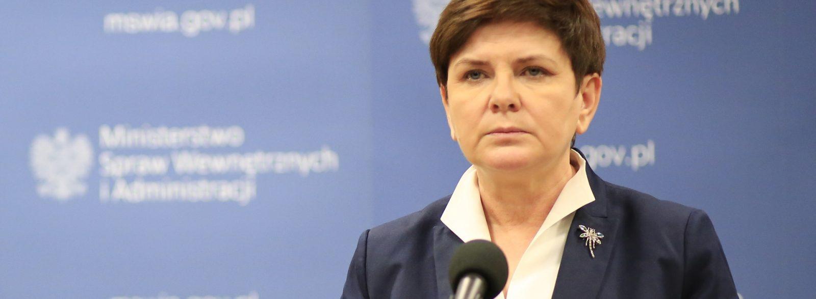 Niemcy pomogą w wyjaśnieniu przyczyn wypadku limuzyny byłej premier Beaty Szydło