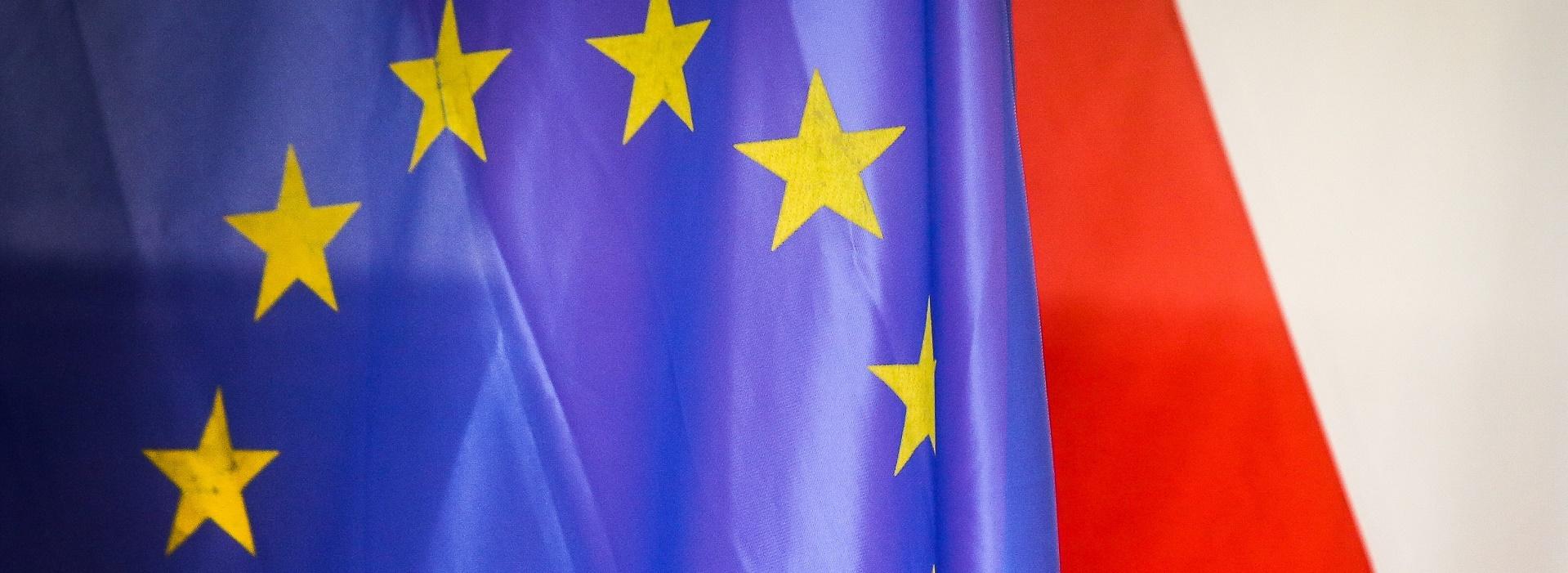 """Europejska Deklaracja Programowa PiS składa się z 12 punktów, """"tak jak 12 gwiazd na fladze UE, maryjnych gwiazd"""""""