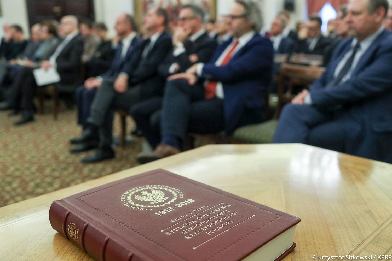 W Pałacu Prezydenckim zakończono obchody 100-lecia awangardy w Polsce
