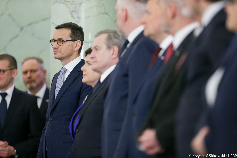 PO składa wniosek o wyrażenie wotum nieufności rządowi