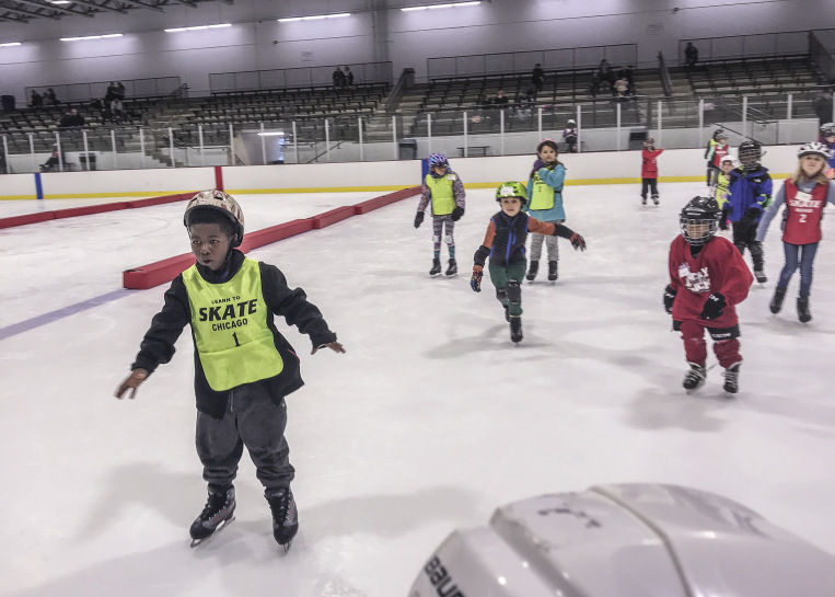 Chicagowski dystrykt parków rozpoczyna zapisy młodzieży do zimowych programów