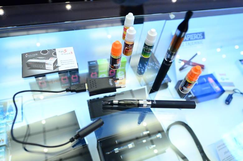 W Michigan zakazano sprzedaży e-papierosów
