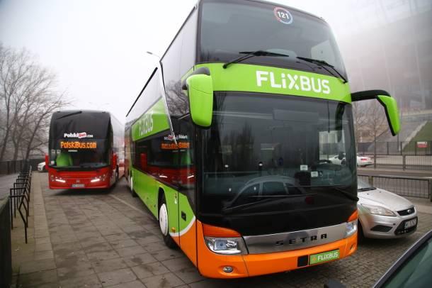FlixBus przejął PolskiegoBusa. Wygodniejsze autobusy, internet w całej Europie