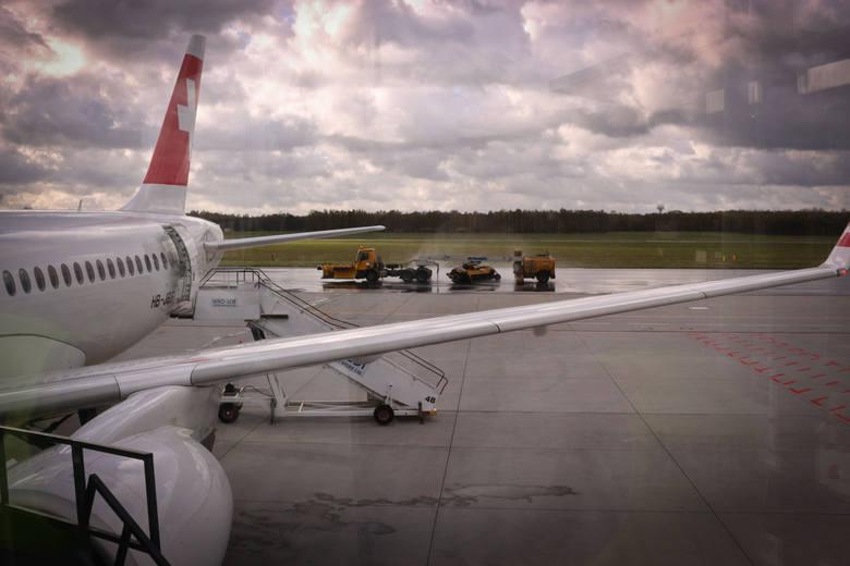 Coraz więcej pasażerów na wrocławskim lotnisku. Będzie rekord?