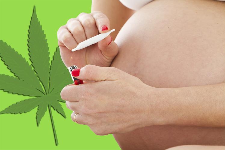 Marihuana nie dla ciężarnych. Michigan może wprowadzić ostrzeżenia