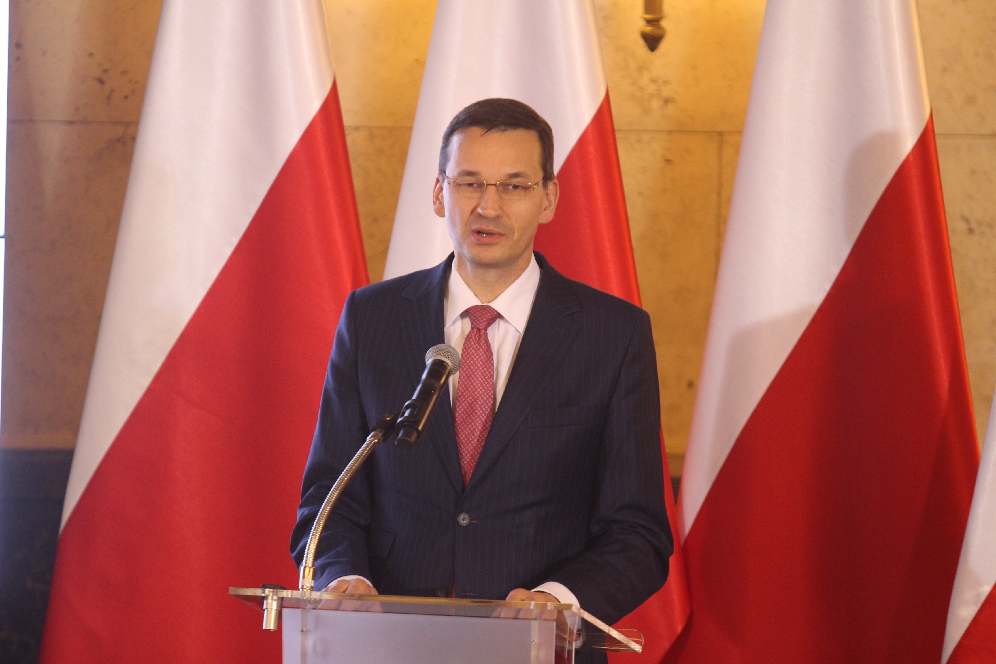 Premier: Nie damy światu zapomnieć o bohaterstwie Polaków ratujących Żydów