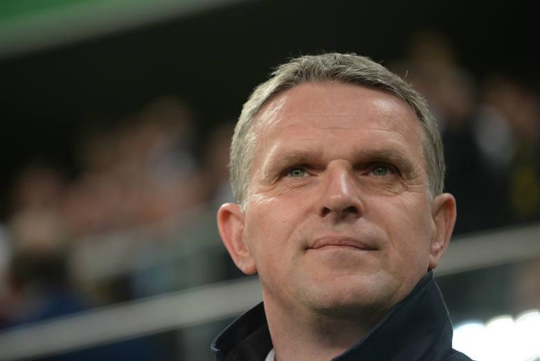 Kazimierz Moskal został trenerem Sandecji Nowy Sącz