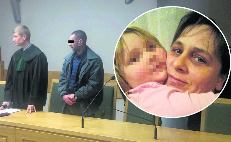 Wolbrom: Podpalił swoją żonę i dostał 25 lat więzienia za zabójstwo