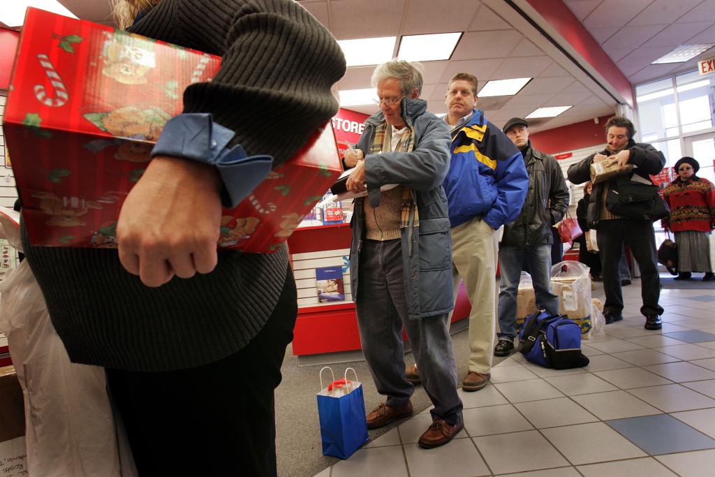 Wyjątkowo pracowity tydzień dla amerykańskiej poczty