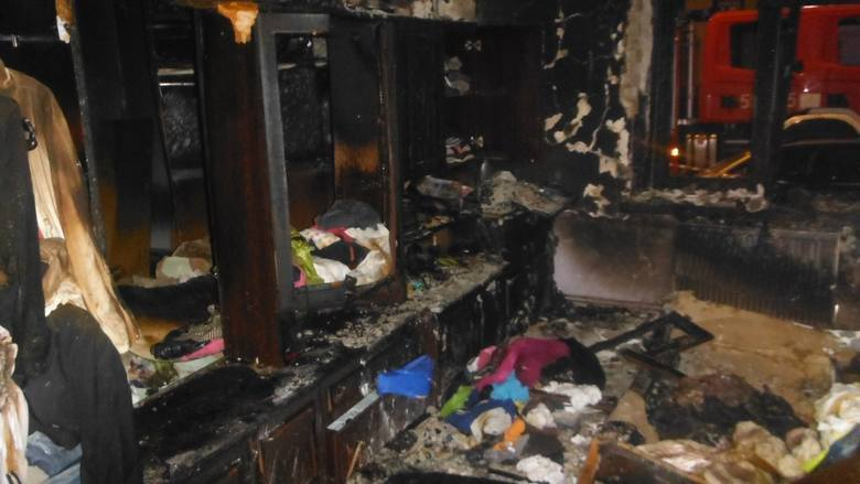 Kraków: Mężczyzna, który podpalił żonę, usłyszał wyrok