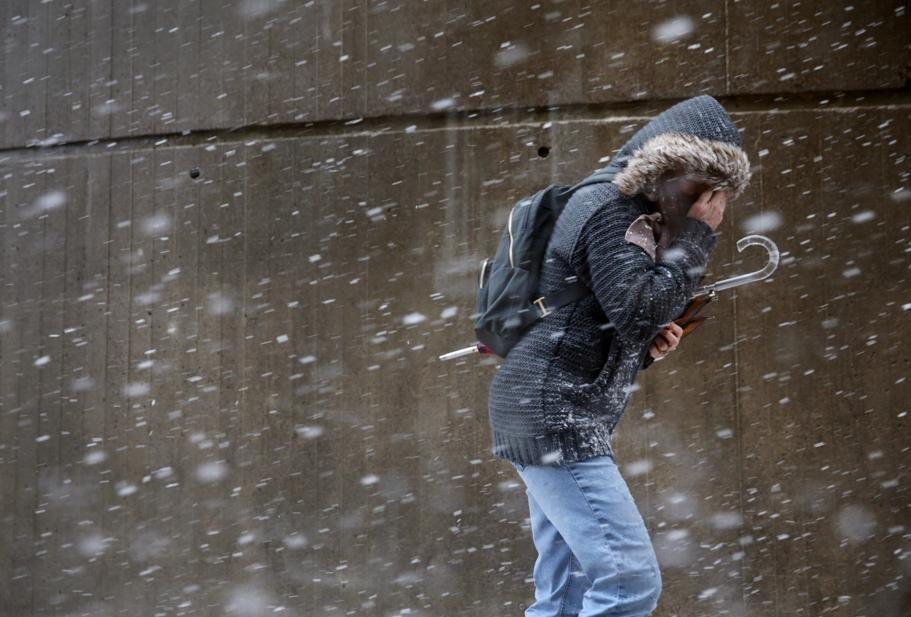 Szkoły w Bostonie zamknięte z powodu śnieżycy