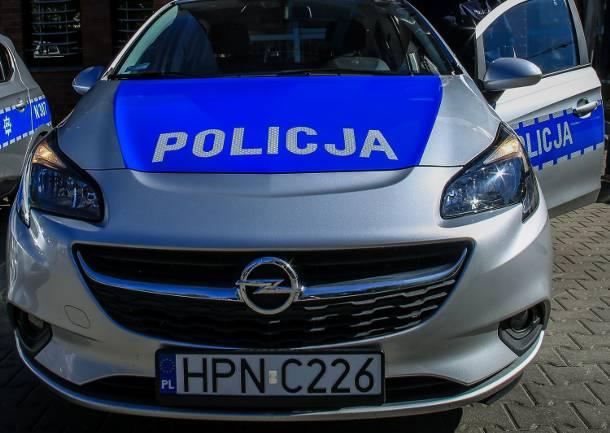 Podlaskie: Łomża. Podali się za policjantów i okradli 14-latka. Mężczyźni usłyszeli zarzuty