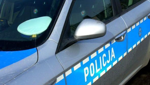 Policjanci z Włocławka nagrali roznegliżowaną kobietę. Sprawą zajmą się Biuro Spraw Wewnętrznych i prokuratura