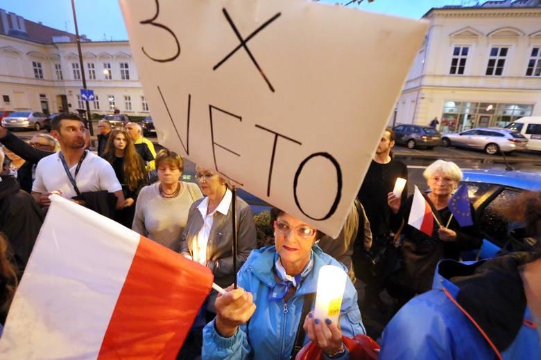 Kontrowersje wokół odwołań szefów sądów w Lublinie