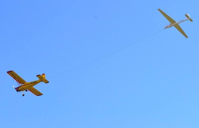 Wypadek samolotu w Bielsku-Białej: Cessna zdmuchnięta przez porywisty wiatr