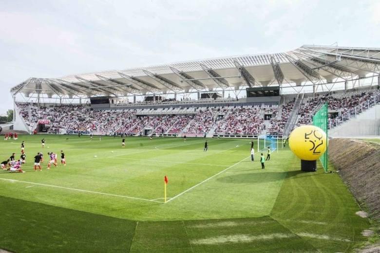 ŁKS. Co będzie na nowym stadionie z czterema trybunami?
