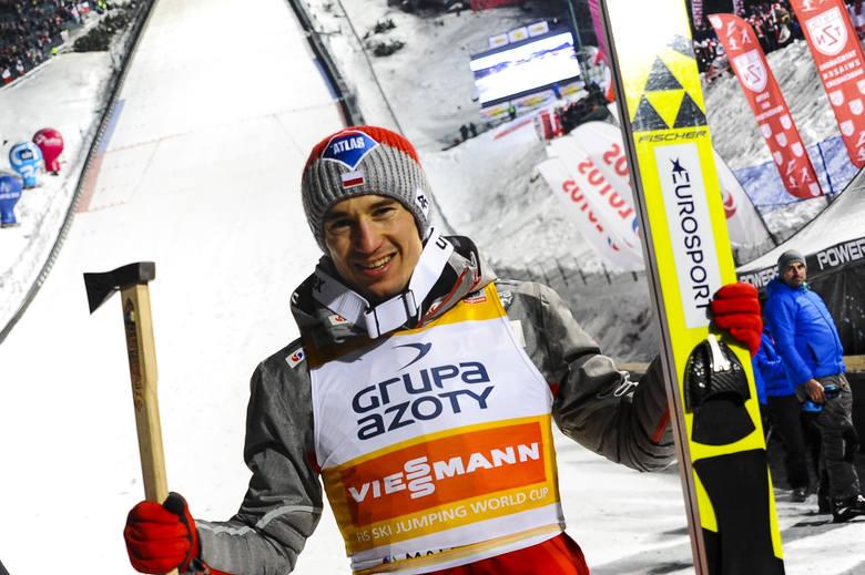Skoki narciarskie – PŚ – Stoch 2., Żyła 3. w Willingen!