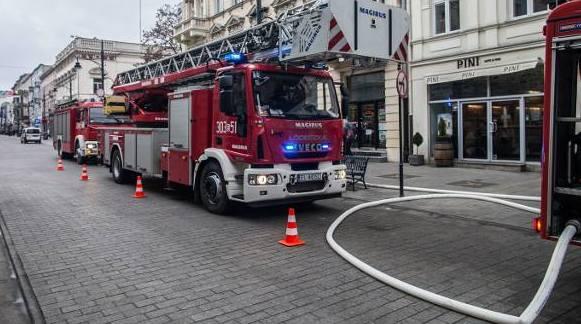 """Ostatni dzień policyjnej akcji """"Znicz"""". Straż pożarna podaje bilans działań 1 i 2 listopada"""