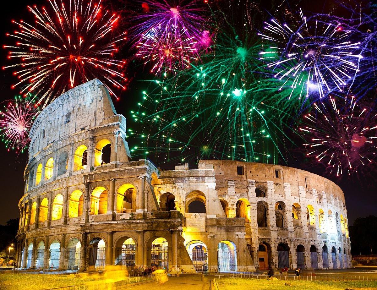 Rzym: Nadzwyczajne środki bezpieczeństwa przed imprezami sylwestrowymi