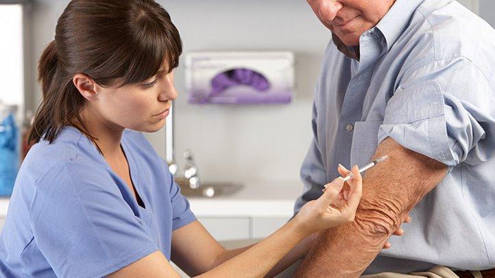 Rozpoczynają się szczepienia przeciw grypie