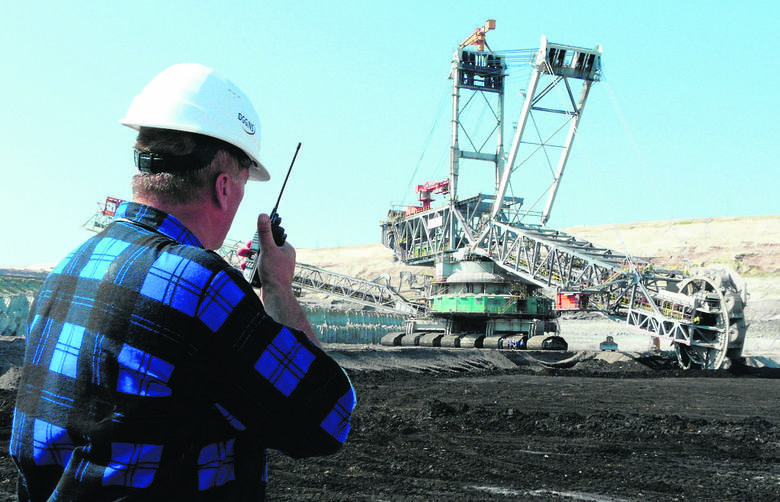 Łódzkie: Górnicy z Bełchatowa pobili rekord w wydobyciu węgla