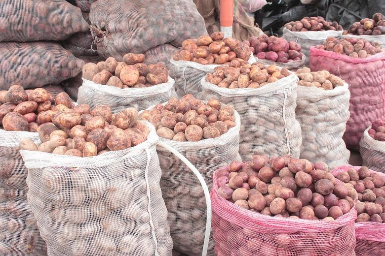 Ziemniaczany problem. Ziemniaki mają być oznakowane krajem pochodzenia na każdym etapie handlu