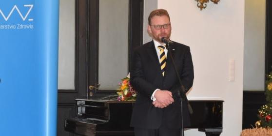 Minister zdrowia Łukasz Szumowski: Nie ma w Polsce potwierdzonego zakażenia koronawirusem