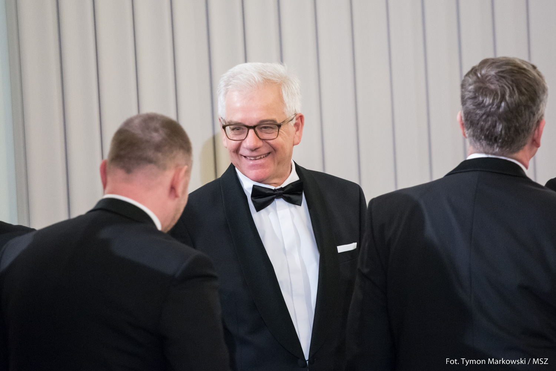 Szef polskiej dyplomacji: Niemcy wspierają Polskę w sporze polsko-izraelskim. Pytanie czy robią to szczerze