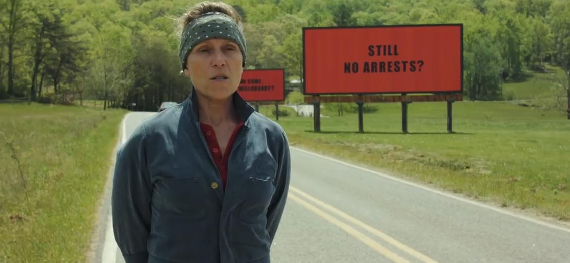 """Złoty Glob za najlepszy film dla """"Trzech billboardów za Ebbing, Missouri"""". """"Twój Vincent"""" bez nagrody"""
