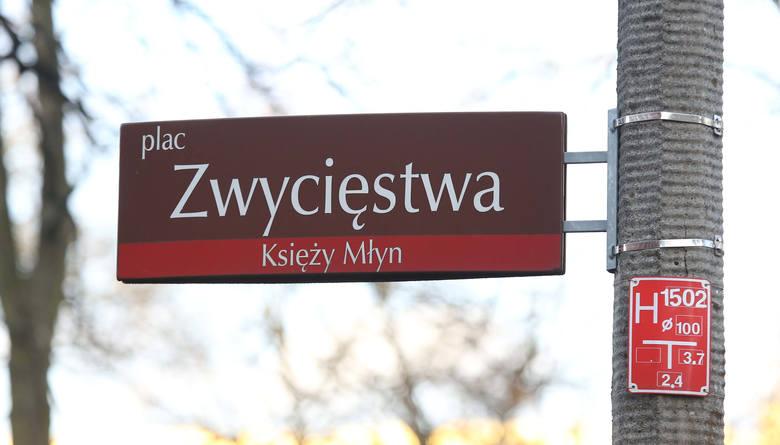 Łódź: Plac Lecha Kaczyńskiego znów ma być placem Zwycięstwa! Przegłosowane