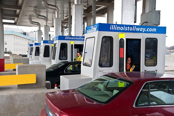 Nie masz I-Passa? Przygotuj się na wyższe opłaty za przejazd autostradami w Illinois