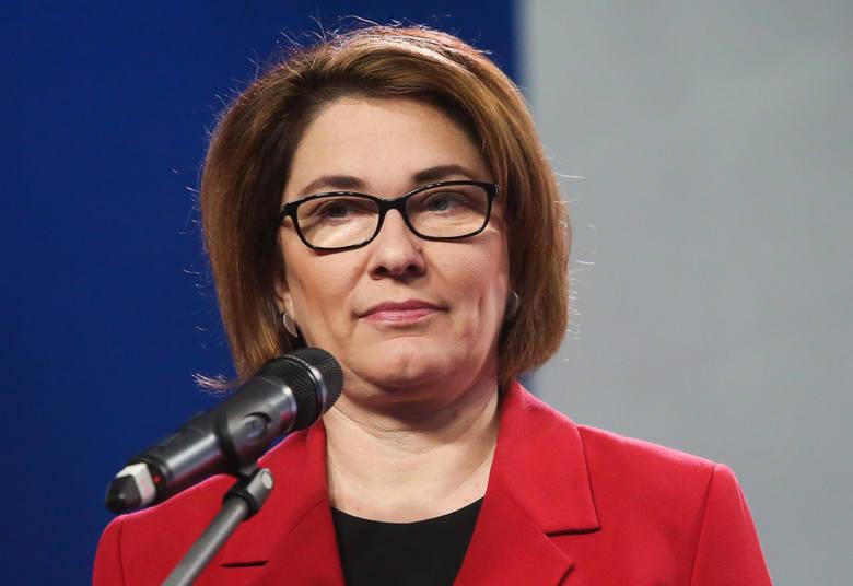 Beata Mazurek(PiS): Mamy pieniądze na realizację nowych programów