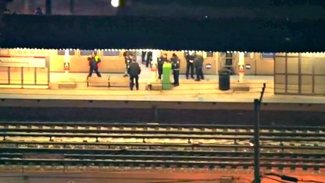 Mężczyzna próbował podpalić się w pociągu CTA