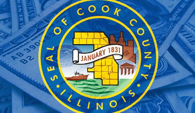 Zwolniono ponad 300 pracowników powiatu Cook
