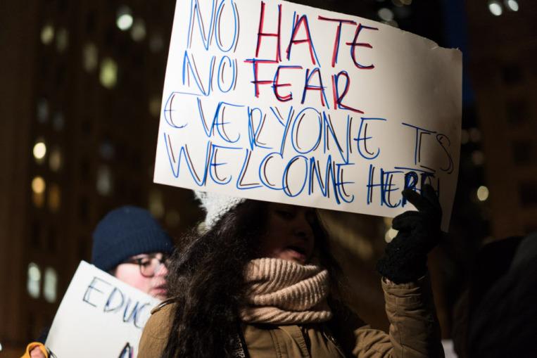W Chicago odbyła się manifestacja w obronie programu DACA