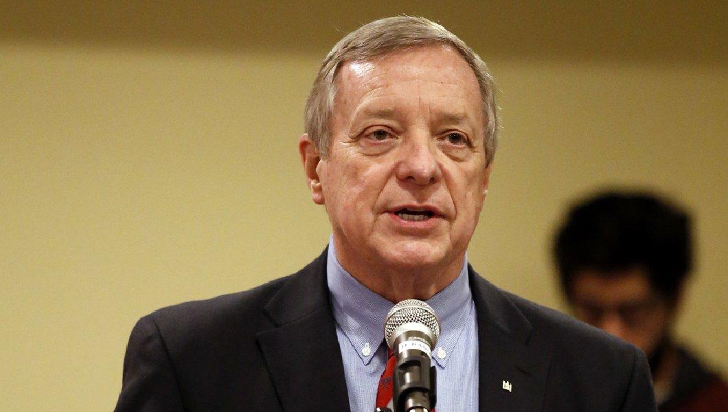 Senator Dick Durbin chce powstrzymać falę robocalls