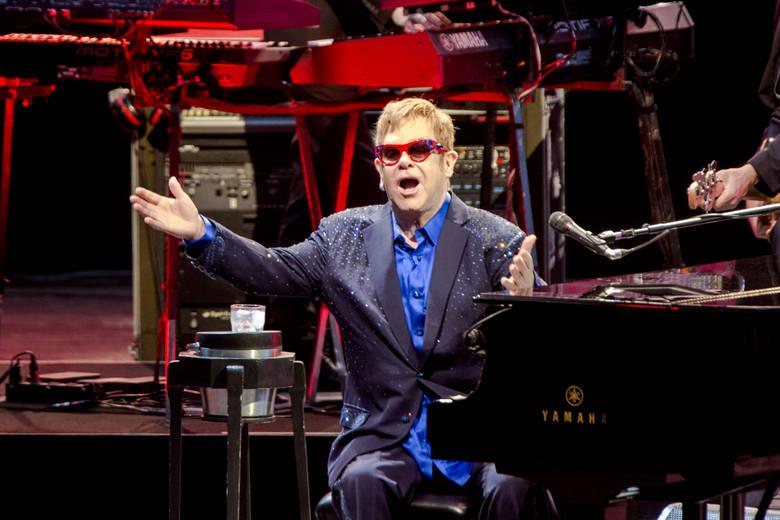 Elton John kończy karierę. Pożegna się z fanami w Krakowie