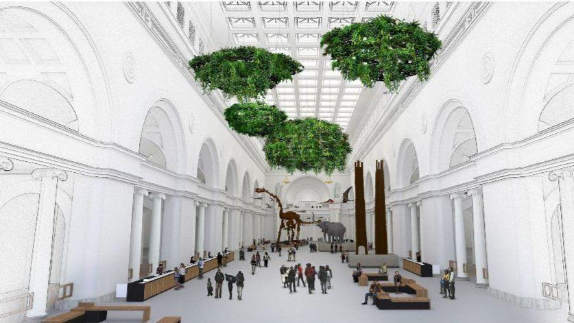 Wiszące ogrody nową atrakcją w Field Museum