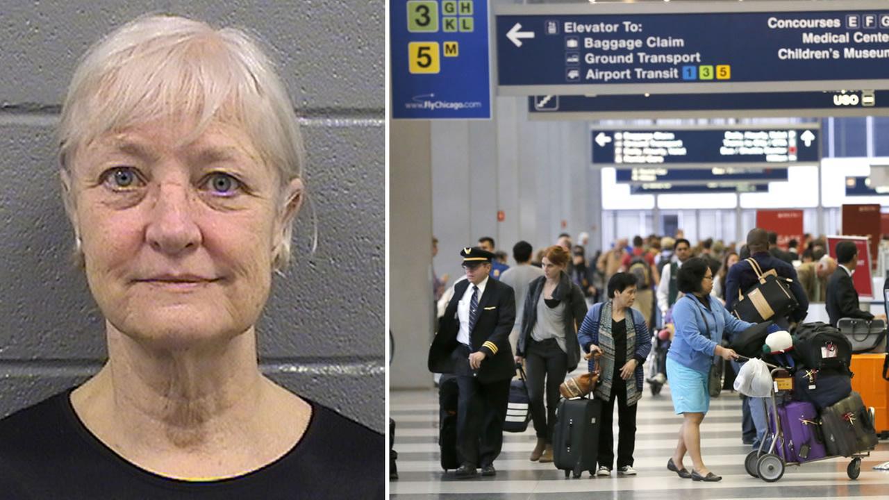 Marilyn Hartman znowu aresztowana na O'Hare