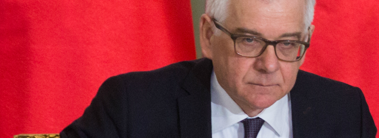 Szef polskiego MSZ w Berlinie o reparacjach wojennych