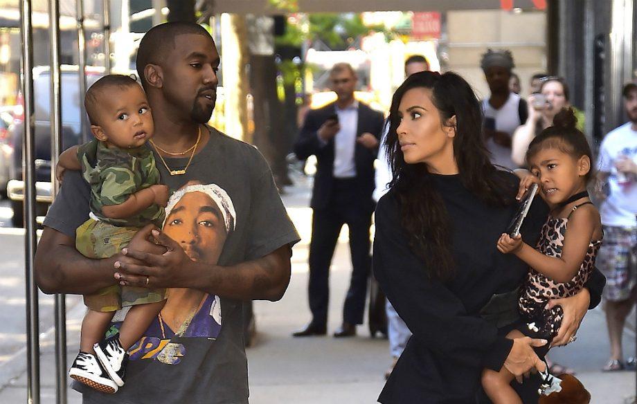 Chicago West takie imię wybrała Kim Kardashian West i Kanye West dla swojego trzeciego dziecka