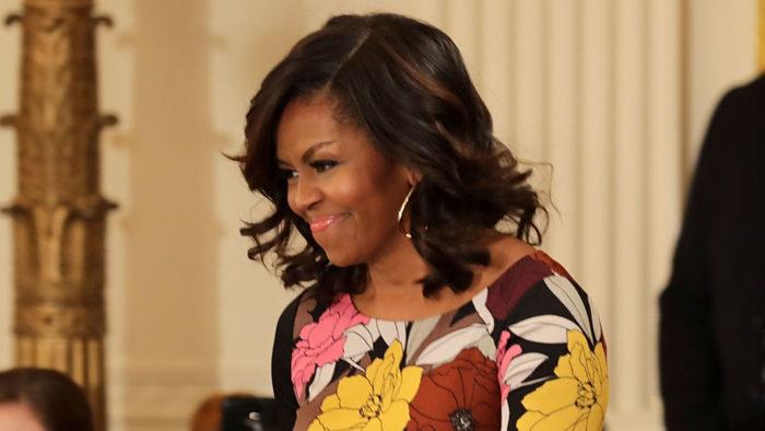 W listopadzie opublikowana zostanie książka Michelle Obamy