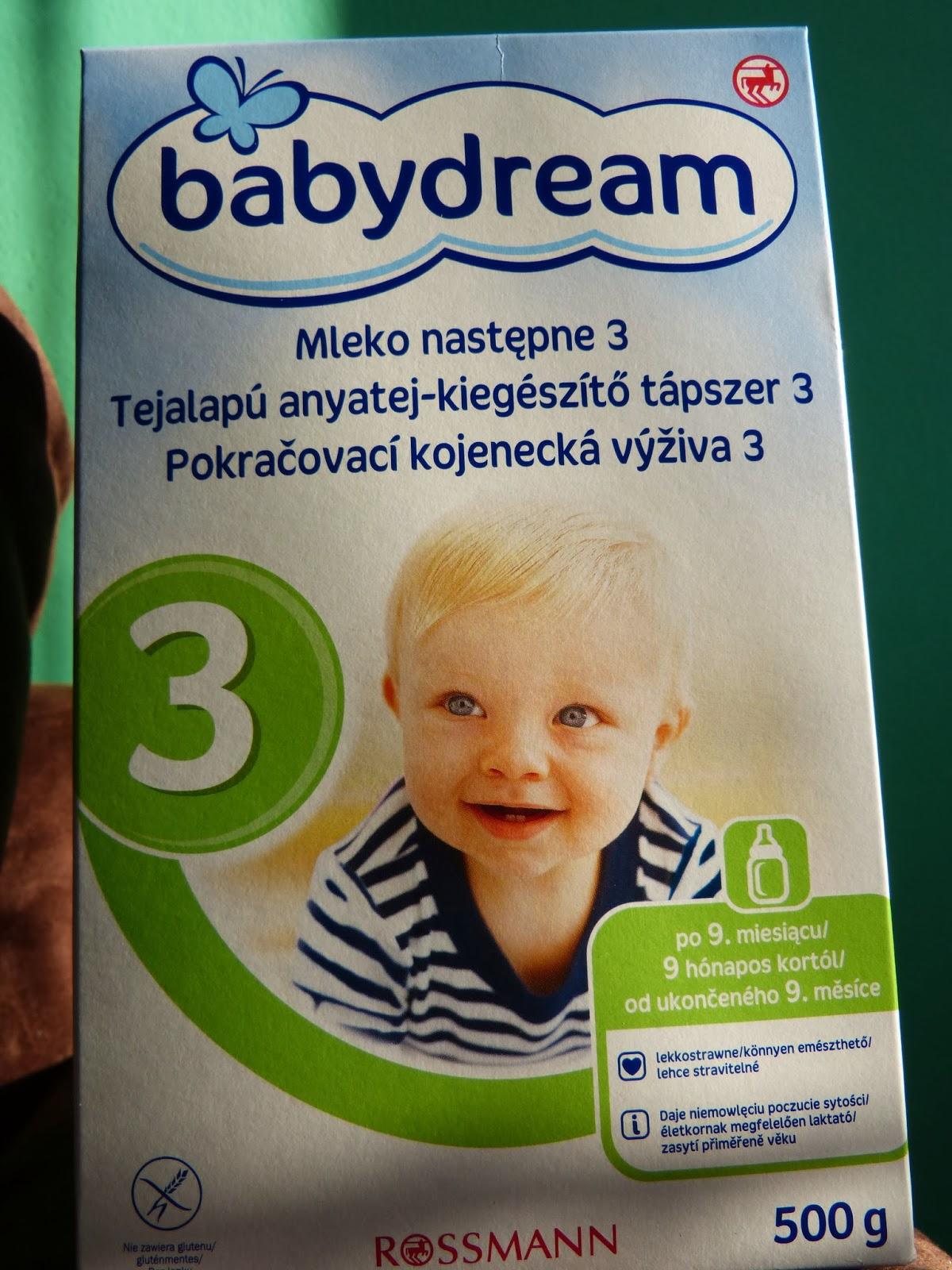 GIS alarmuje o wycofaniu ze sprzedaży mleka Babydream z francuskiej fabryki