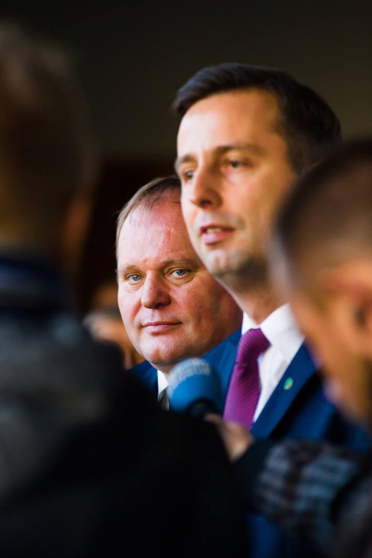 Platforma Obywatelska czeka na decyzję Polskiego Stronnictwa Ludowego