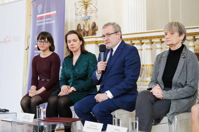 Wicepremier Gliński zainaugurował Europejski Rok Dziedzictwa Kulturowego