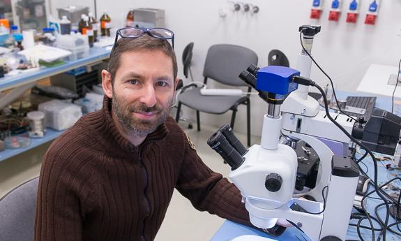 Na Politechnice Gdańskiej powstał diamentowy bioczujnik wykrywający grypę