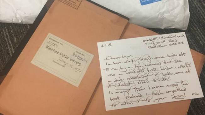 Lepiej późno niż wcale…do biblioteki w Rockford oddano książkę po 124 latach