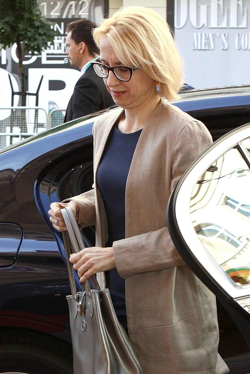 Minister finansów T.Czerwińska o osiągnięciach rządu w zmniejszaniu deficytu budżetowego