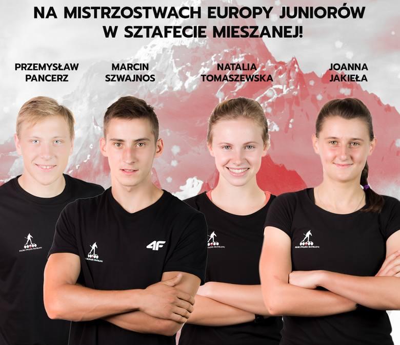 Biathlon: młodzi Polacy wywalczyli medal na Mistrzostwach Europy. Najbardziej cieszy się Kościelisko