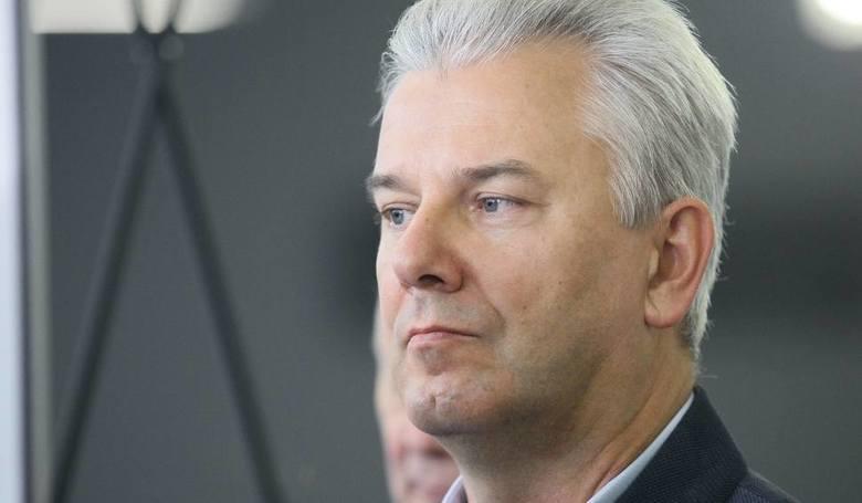 Poseł Cezary Grabarczyk chce się pozbawić immunitetu parlamentarnego